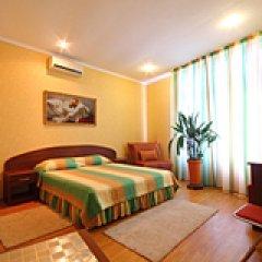 Гостевой Дом На Черноморской 2 Люкс с различными типами кроватей фото 16