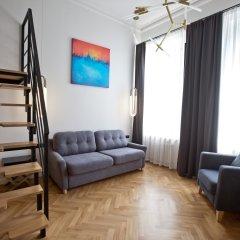 Апарт-Отель F12 Apartments Апартаменты с различными типами кроватей фото 14