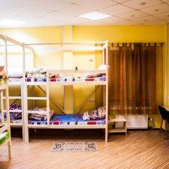 Хостел Sleep&Go Кровать в общем номере с двухъярусной кроватью фото 12