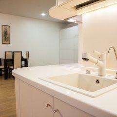 Апартаменты Академия ванная
