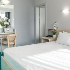 Гостиница Ялта-Интурист 4* Люкс с 2 отдельными кроватями фото 8