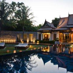 Banyan Tree Phuket Hotel 5* Вилла Премиум разные типы кроватей фото 17