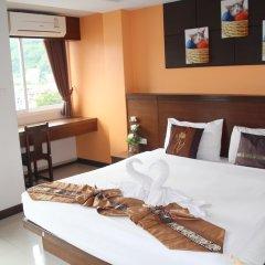 Green Harbor Patong Hotel 2* Стандартный номер разные типы кроватей фото 19