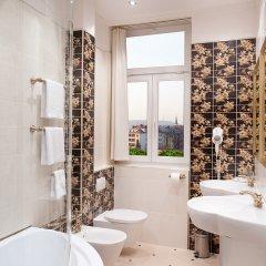 Отель Green Garden ванная