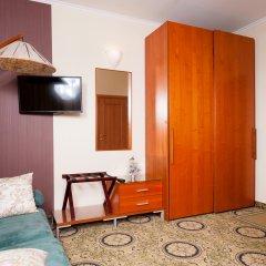 Гостиница Для Вас 4* Стандартный семейный номер с двуспальной кроватью фото 5