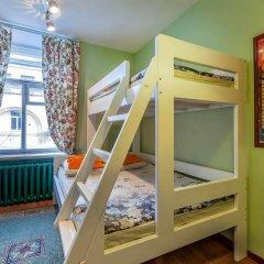Хостел Друзья на Банковском Номер с общей ванной комнатой с различными типами кроватей (общая ванная комната) фото 4