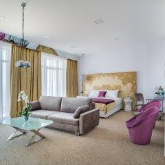 Гостиница Panorama De Luxe 5* Люкс с различными типами кроватей фото 4