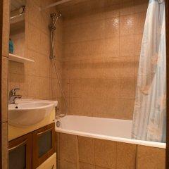 Апартаменты Брусника Новая Башиловка ванная фото 2