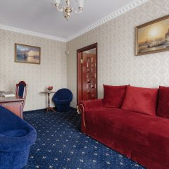 Бутик Отель Калифорния 5* Люкс разные типы кроватей