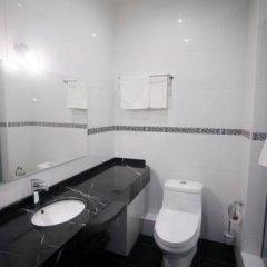 Гостиница Гарден 3* Стандартный мансардный номер с двуспальной кроватью фото 4