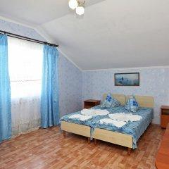 Гостевой Дом Елена Номер с общей ванной комнатой с различными типами кроватей (общая ванная комната)