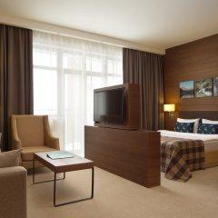 Гостиница Medical SPA Rosa Springs 4* Улучшенный номер с разными типами кроватей