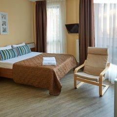 Апарт-Отель Skypark Студия с разными типами кроватей фото 15
