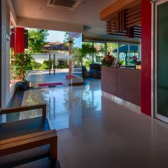 Апартаменты Peaceful at Saiyuan Buri Phuket интерьер отеля