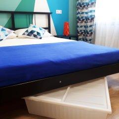 Хостел Рус-Новосибирск Стандартный номер разные типы кроватей фото 2