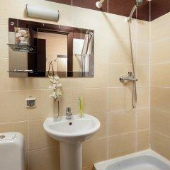 Гостиница Заречная Улучшенный номер с двуспальной кроватью фото 5