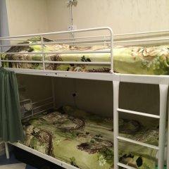 Хостел Аквариум Кровать в общем номере с двухъярусными кроватями фото 9