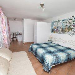 Гостиница Вилла Форт Улучшенный номер с различными типами кроватей фото 4