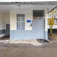 Апартаменты Domumetro na Варшавском шоссе 152к3 парковка