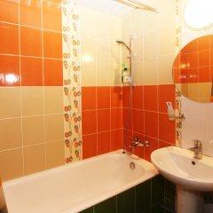 Гостиница Apart Lux Изумрудная в Москве отзывы, цены и фото номеров - забронировать гостиницу Apart Lux Изумрудная онлайн Москва ванная