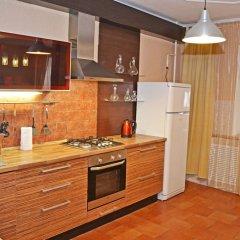 Апартаменты у Аквапарка Люкс с разными типами кроватей фото 25