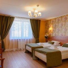 Арт-Отель Карелия 4* Номер Бизнес с 2 отдельными кроватями фото 15