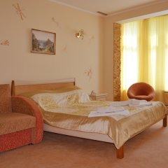 Гостевой дом Воробьиное гнездо Улучшенный номер с различными типами кроватей