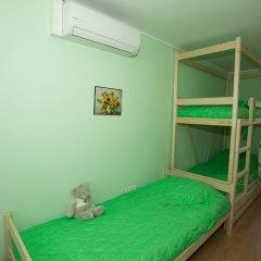 Хостел ВАМкНАМ Захарьевская Кровать в общем номере с двухъярусной кроватью фото 4