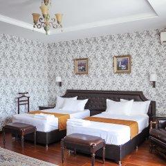 Гостевой Дом Семь Морей Номер Делюкс с различными типами кроватей фото 9