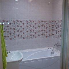 Апартаменты у аэропорта ванная
