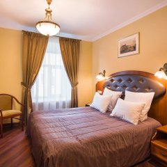 Отель Гоголь 4* Стандартный номер фото 13