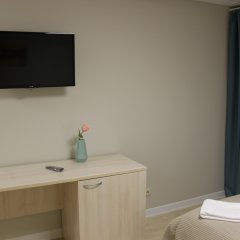 Город Отель Улучшенный номер разные типы кроватей фото 2