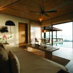 Sri Panwa Phuket Luxury Pool Villa Hotel 5* Вилла с различными типами кроватей фото 8