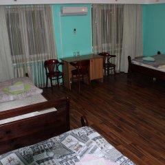 Гостиница Аэро Стандартный номер с разными типами кроватей фото 2