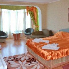 Гостевой дом Воробьиное гнездо Улучшенный номер с различными типами кроватей фото 5