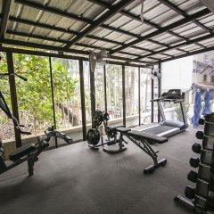 Отель Patong Pearl Resortel фитнесс-зал