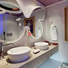 Euphoria Hotel Tekirova 5* Люкс с различными типами кроватей фото 15