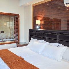 Гостевой Дом Семь Морей Номер Делюкс с различными типами кроватей фото 18