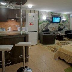 Гостиница JOY Апартаменты разные типы кроватей фото 6