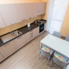 Апарт-Отель Skypark Апартаменты с разными типами кроватей фото 8