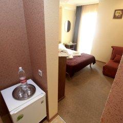 Мини-отель Банановый рай Стандартный номер с двуспальной кроватью фото 2