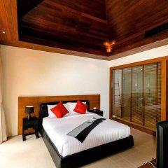 Отель Villa Laguna Phuket 4* Бунгало с различными типами кроватей