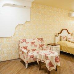 Мини-отель London Eye Улучшенный номер с различными типами кроватей фото 11