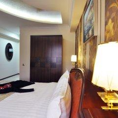 Отель Cron Palace Tbilisi 4* Стандартный номер фото 4