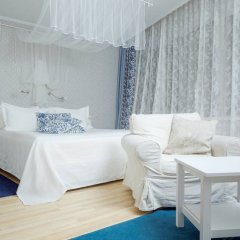 Гостиница Аврора 3* Номер Делюкс с двуспальной кроватью фото 3