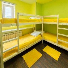 Хостел Абсолют Кровать в женском общем номере с двухъярусной кроватью фото 7