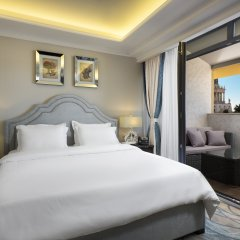 Гостиница Marina Yacht 4* Номер Делюкс с различными типами кроватей фото 5