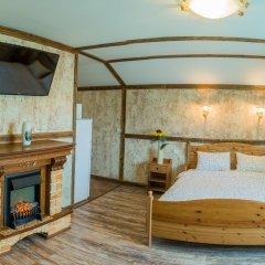 Гостиница Теремок Заволжский Люкс разные типы кроватей фото 3