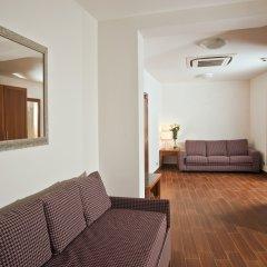 Hotel Galileo Prague 4* Люкс с различными типами кроватей фото 2