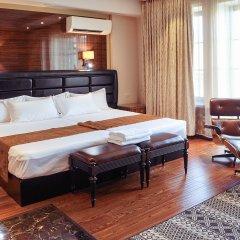 Гостевой Дом Семь Морей Номер Делюкс с различными типами кроватей фото 11